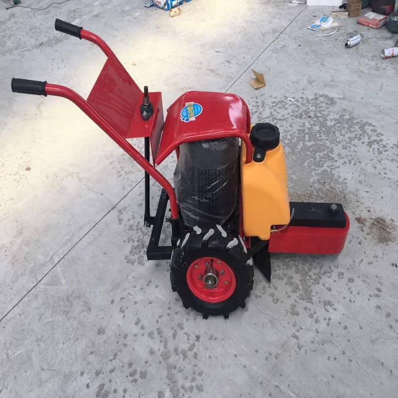 很受欢迎的600型快速地面切桩机 管桩切割机 锯桩机 环箍割桩机图片