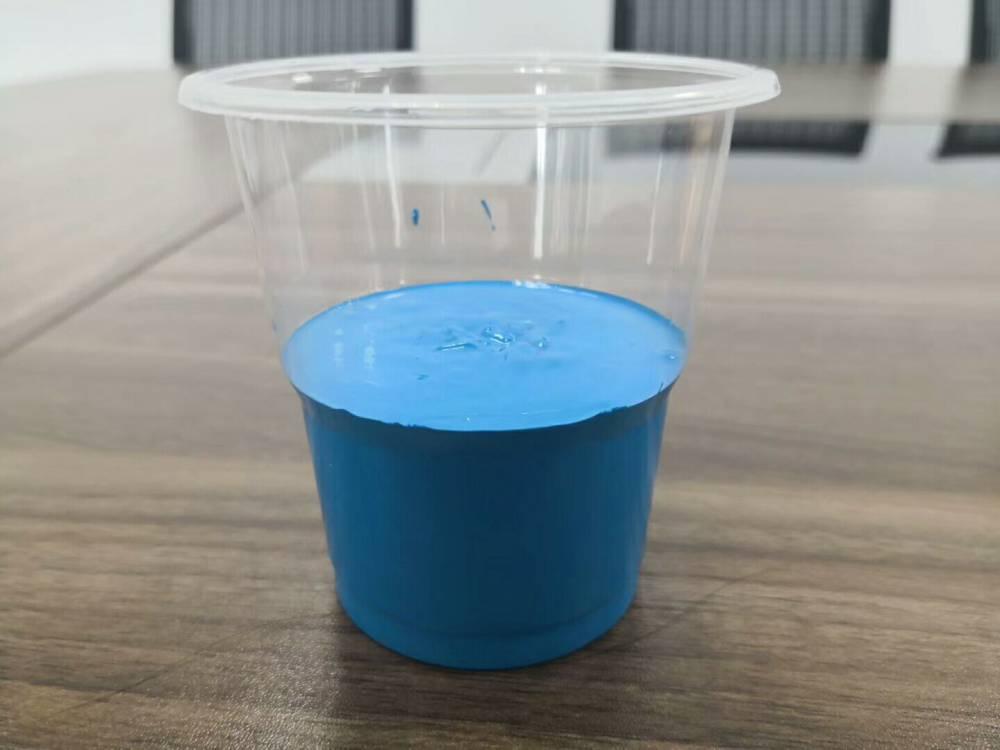 淡酞蓝色浆 高固含色浆