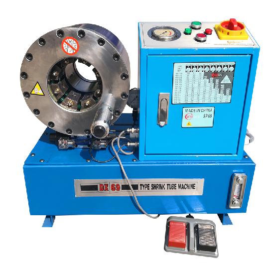 高压油管压管机 胶管扣压机 油管啤管机 锁管机