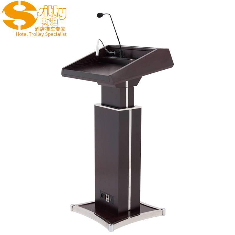 专业生产SITTY斯迪95.9033升降演讲台\咨客台\接待台