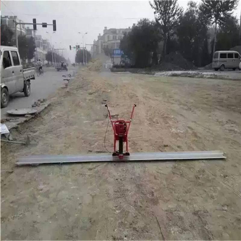 品达电动振平尺厂家 手扶式水泥路面振动尺 混凝土振平尺厂家