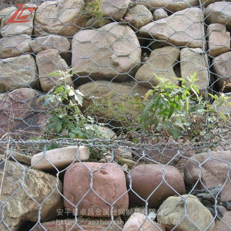 【卓昌】水利堤防格宾石笼护坡护岸的优势在哪