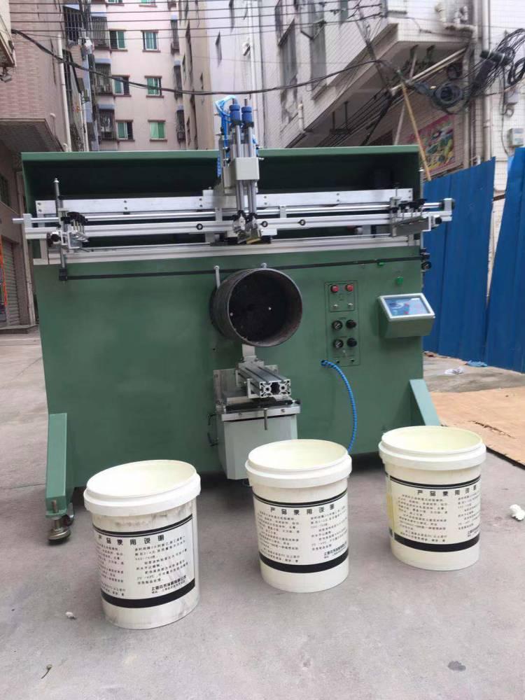 开封软管曲面丝印机厂家半自动丝印机