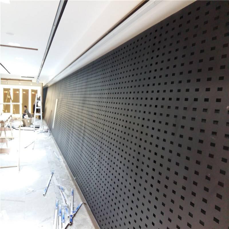 地砖展厅展示架 陶瓷冲孔板 600挂钩洞洞板