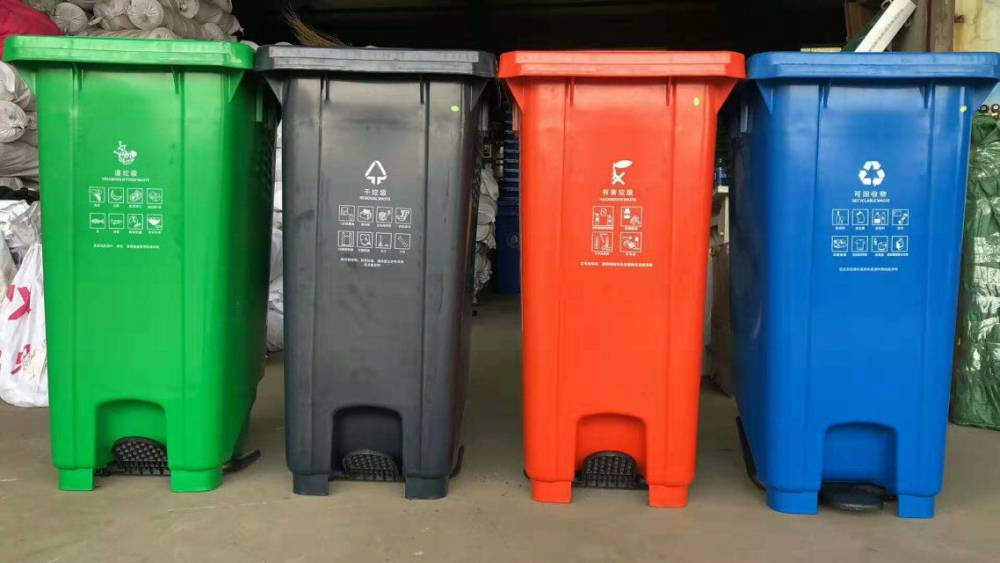 哈爾濱塑料垃圾桶生產廠家-沈陽興隆瑞