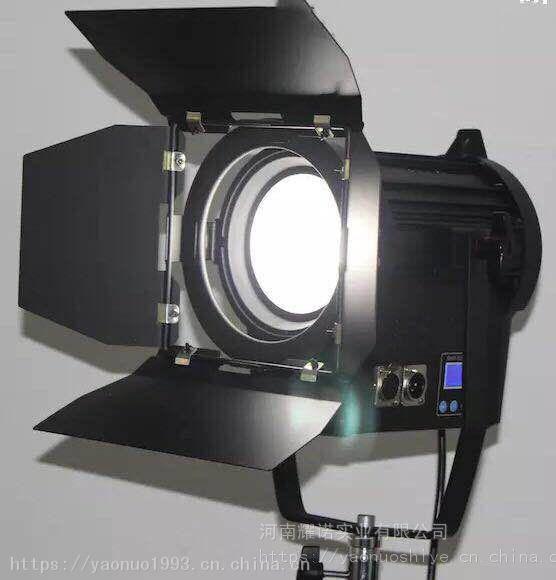 耀诺演播室灯光舞台影视LED100W聚光灯