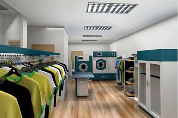开个干洗店怎么样-品牌是最好的开店选择