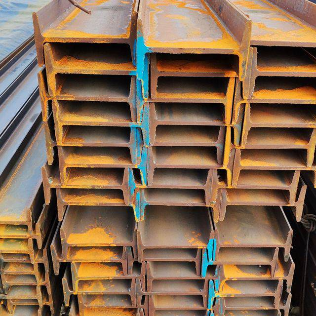 云南各地工字钢厂家直发 Q235B 昆钢 10-40# 规格