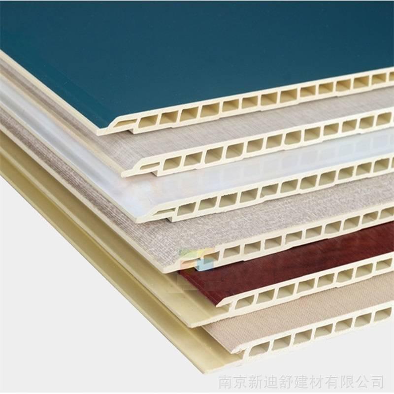 南京竹木纤维集成墙板生产厂家 南京竹木纤维护墙板