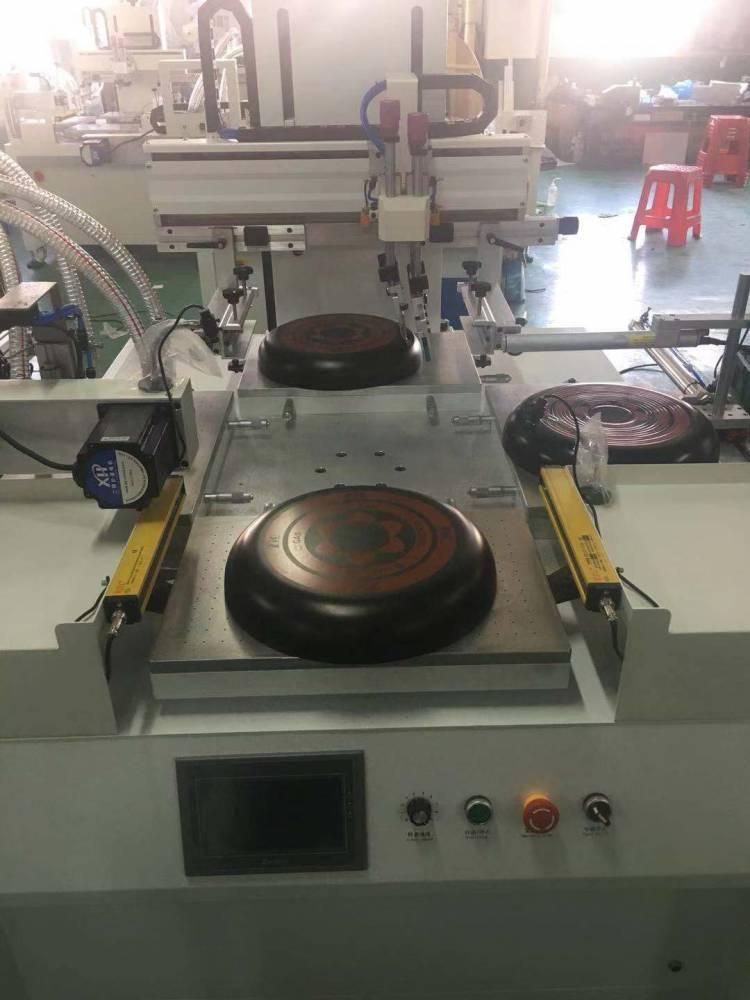 丽水注塑杯平面丝印机厂家全自动丝印机