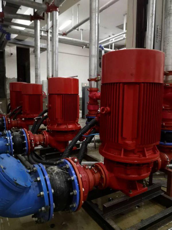 消防泵喷淋泵室内外消火栓泵消防增压水泵高压高扬程