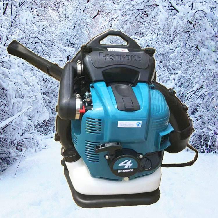 汽油吹风机道路清扫除尘吹风机铁路吹雪机