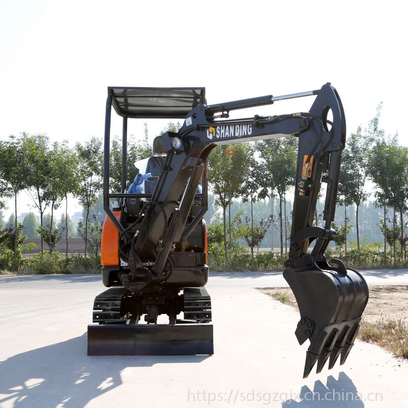 贵州赣州超威尼斯官网价格表 小挖机型号价格