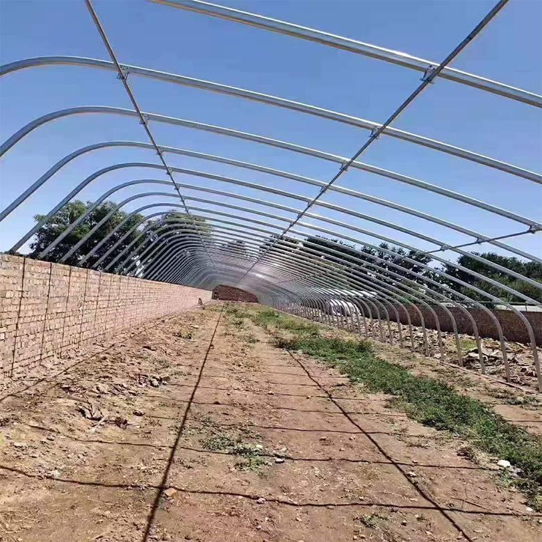新型溫室大棚骨架廠家生產視頻