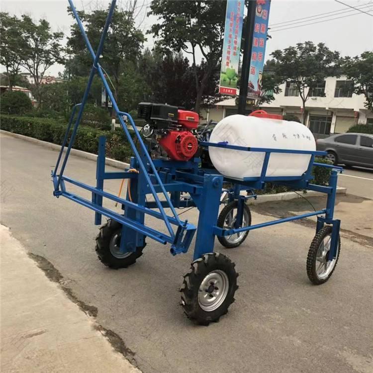 全自动打药机 四轮自走式喷药机 打药机 喷雾器厂家直销