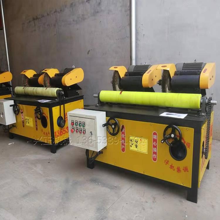 管道除锈机厂家直销速度快钢管除锈机厂价直销钢管除锈专用