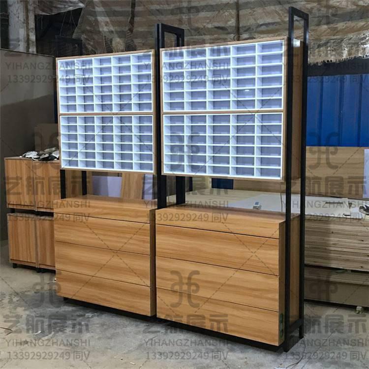 商洛丹凤烤漆眼镜展示柜台烤漆款上门测量报价