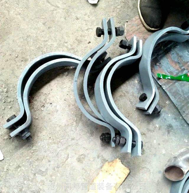 标准型 A61双螺栓管夹 用在哪里