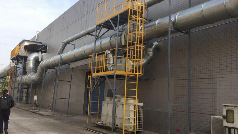 科朗茲環保專注塑膠行業廢氣處理系統工程.MP4