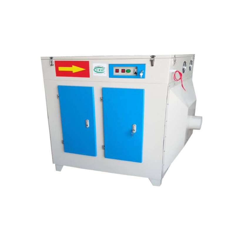 江苏厂家直销uv光解催化装置 烤漆房除臭光氧净化器 1000