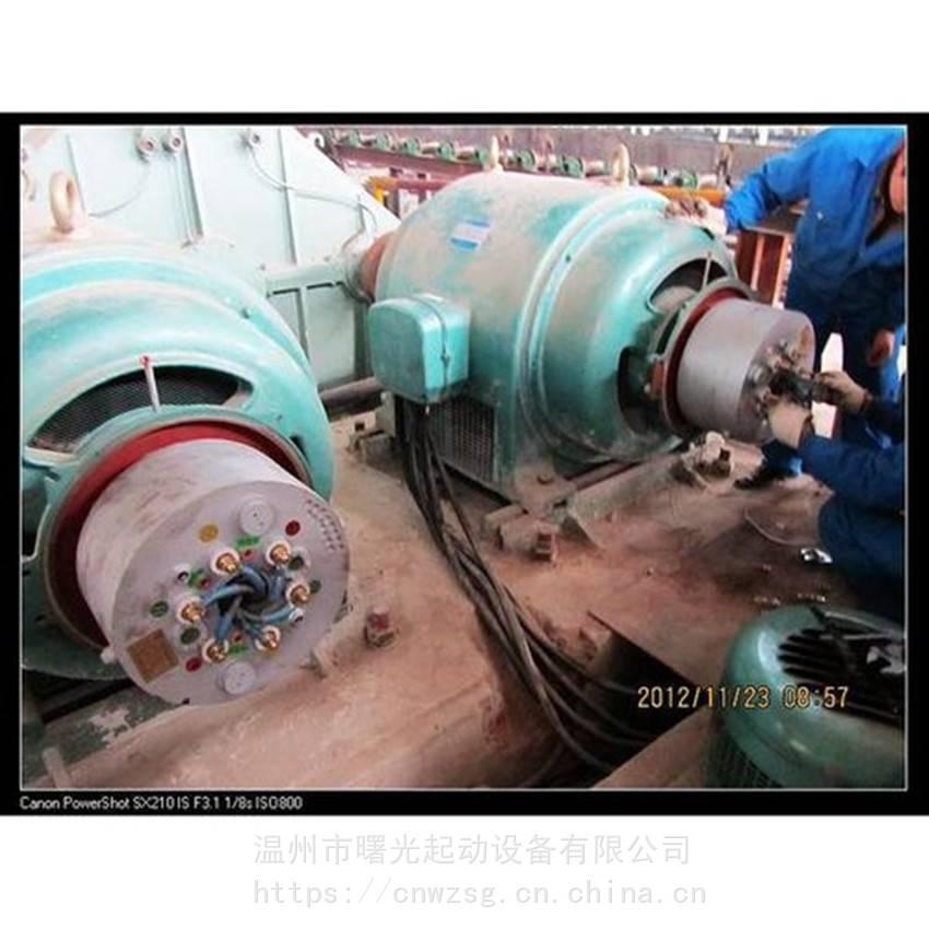WSQ3无刷无环启动器上海电机厂产品