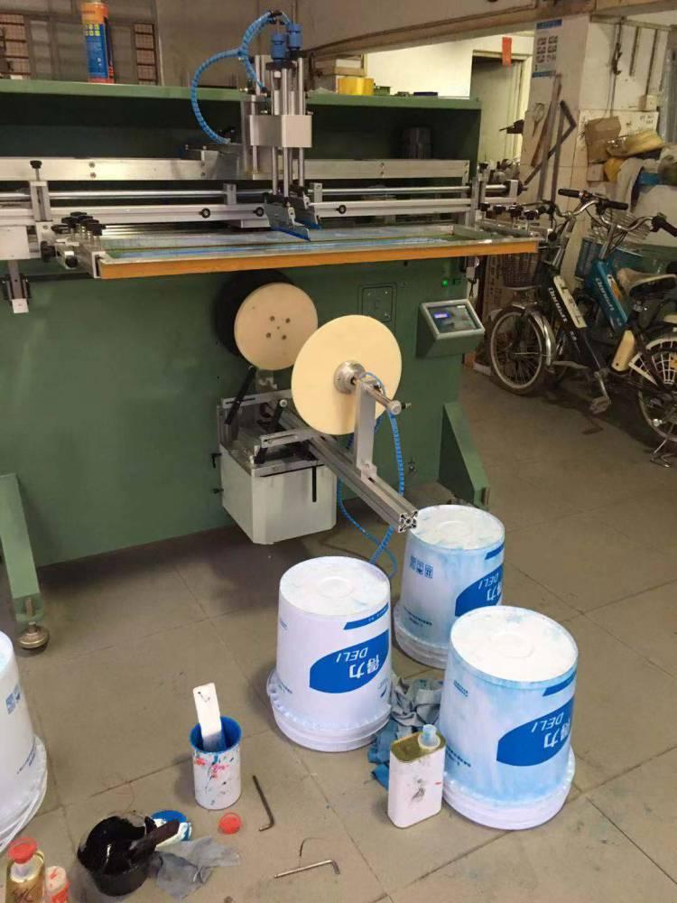 滨州塑料瓶曲面丝印机厂家全自动丝印机