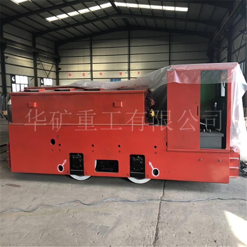 厂家直销蓄电池电机车操作灵活运行平稳CBL12/6GP防爆锂离子蓄电池电机车