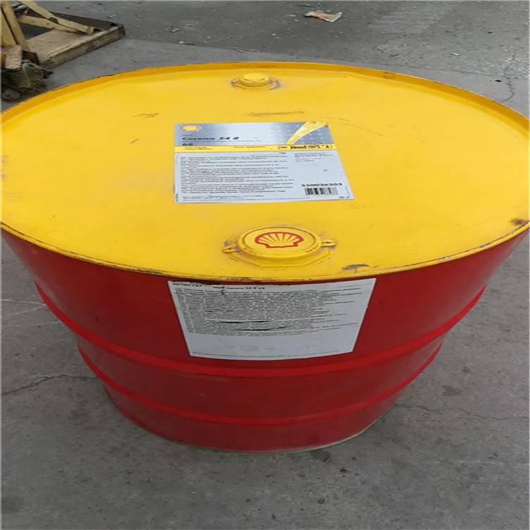 供应青岛壳牌确能立CorenaS4R46合成空压机油螺杆式空压机油专用油