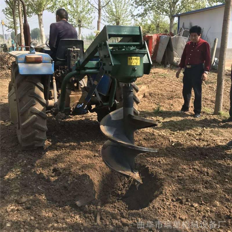 栽树挖坑机电线杆挖坑机挖坑机打眼机图片