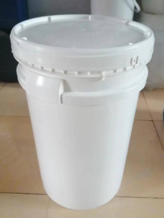 50升出口外贸塑料桶 PP耐高温50L注塑桶 50L圆桶尺寸价格