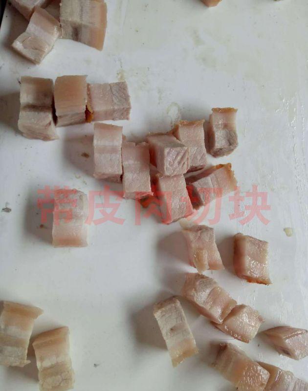 鑫鵬牌茄子切丁機制造商