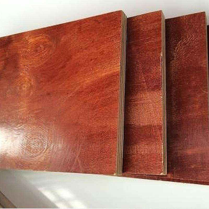 名和沪中建筑模板工程工地用木模板清水覆膜板