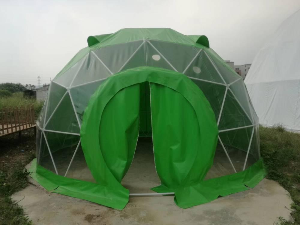 5米球形篷房可以用于星空酒店帐篷,餐厅包厢等用途