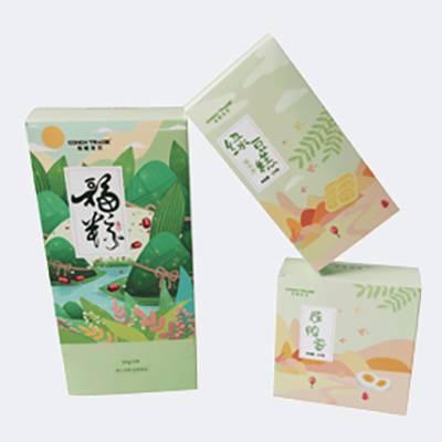 南京云界包装食品彩盒50个加工