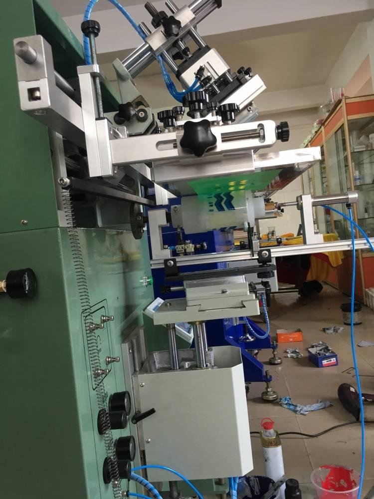 天门水桶平面丝印机厂家伺服丝印机