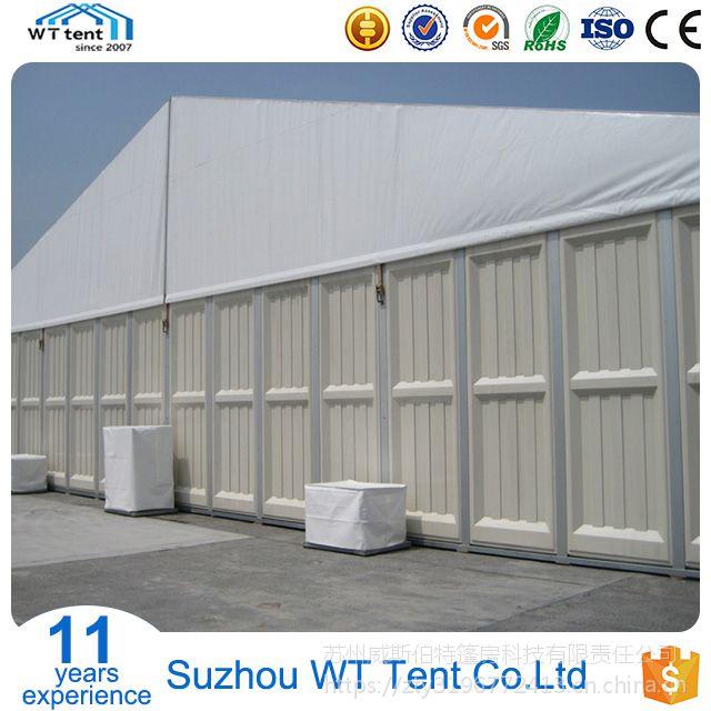 大型仓储篷房,苏州户外35米跨度多少钱一平米