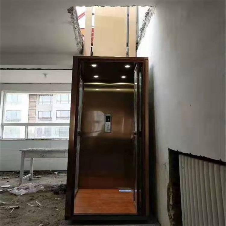 小型電梯 別墅三層、四層家用小電梯