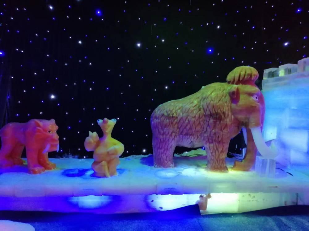冰雕制作 冰雕公司 冰雪奇緣主題 冰雕展 冰雕服務大象,城堡專業冰雕,造型冰雕