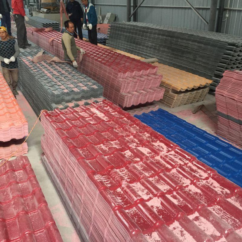 云南树脂瓦厂家直销 价格优惠