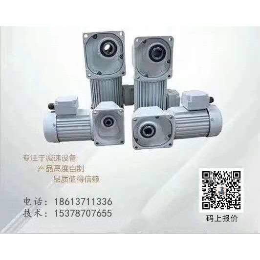 直角减速机 直角蜗轮蜗杆减速机 小型直角减速电机厂家批发