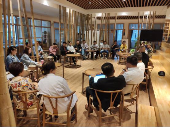 尹友庆瞄准新概念道医馆,华丹投资千万打造第四康养基地