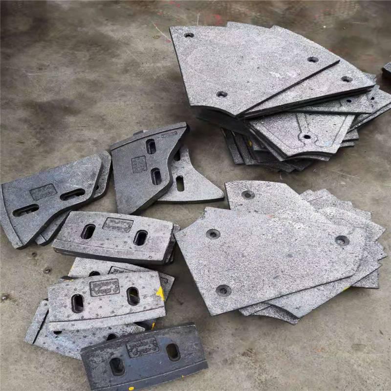 js500 js750 js1000攪拌機襯板葉片刮板配件