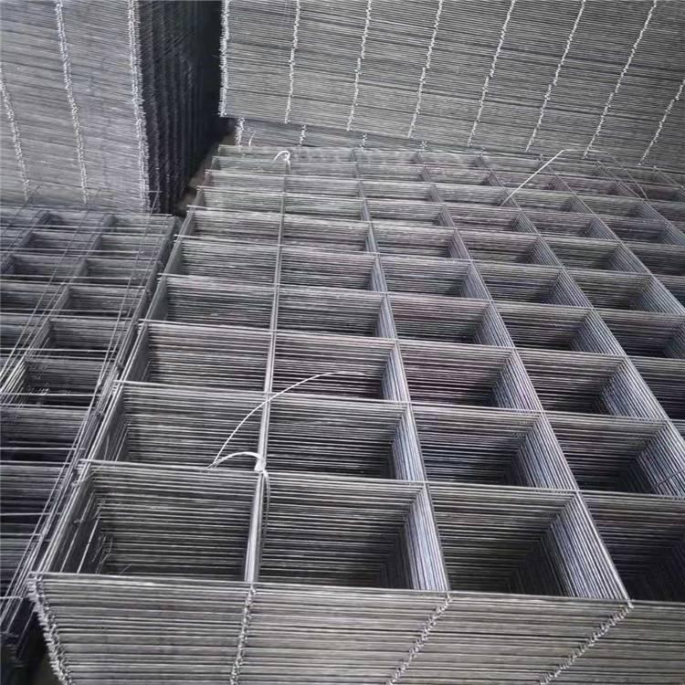 聯利供應山東建筑混凝土網片 鐵絲焊接鍍鋅網 地暖綁扎網片