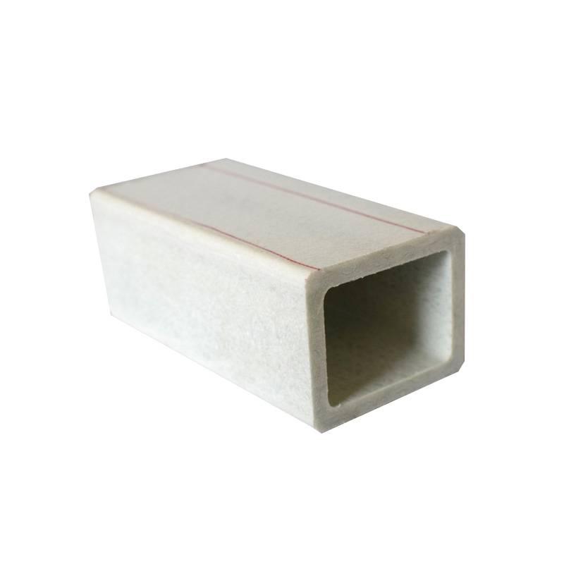 新乡景龙玻璃钢拉挤型材方管圆管矩形管圆棒槽钢角钢工字钢