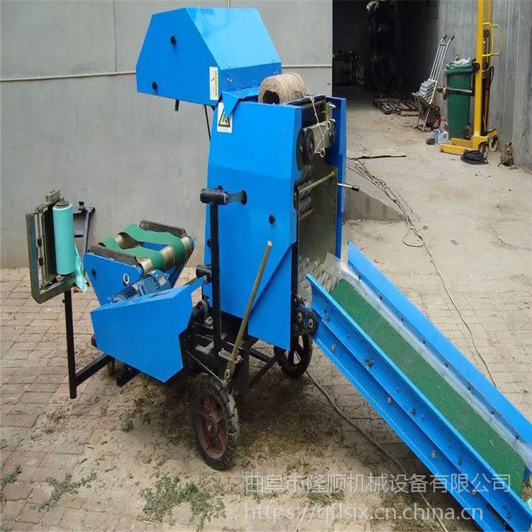 玉米秸秆粉碎回收机 麦秸捡?#25353;?#25414;机 牧草青储打捆包膜机