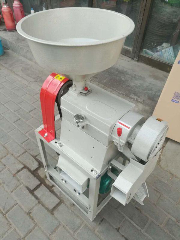 大米碾米去壳机 大米增白抛光机  大产量去皮抛光机