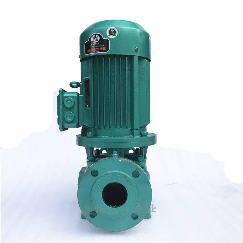 沃德冷冻水循环泵GD200-270中央空调制冷泵