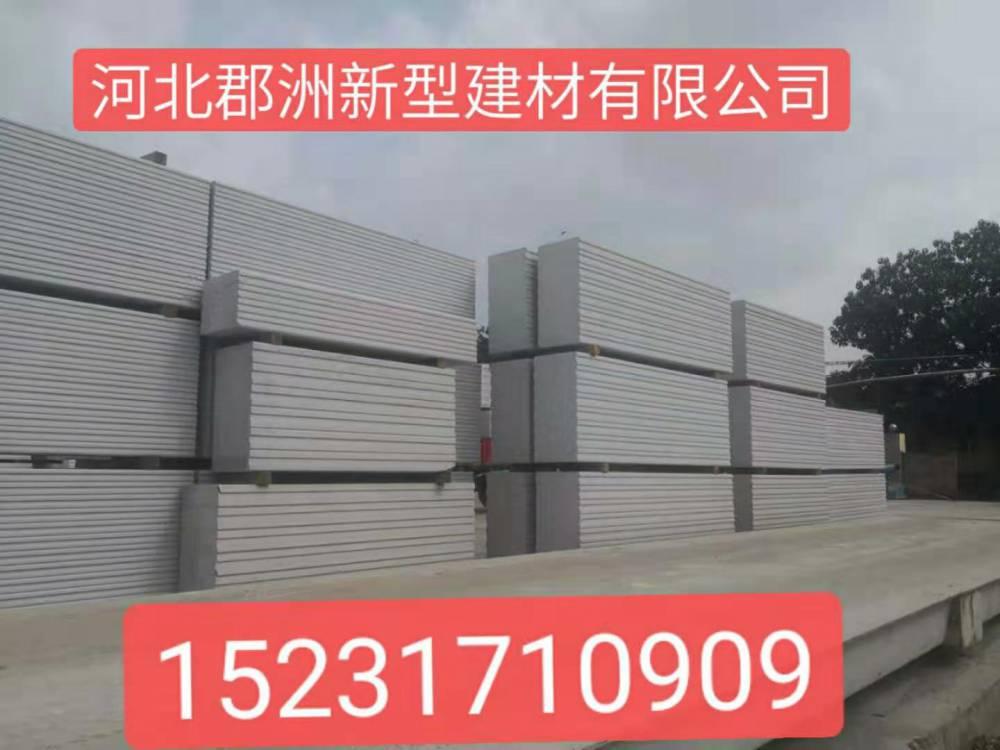 河北滄州ALC隔墻板石家莊alc板材批發