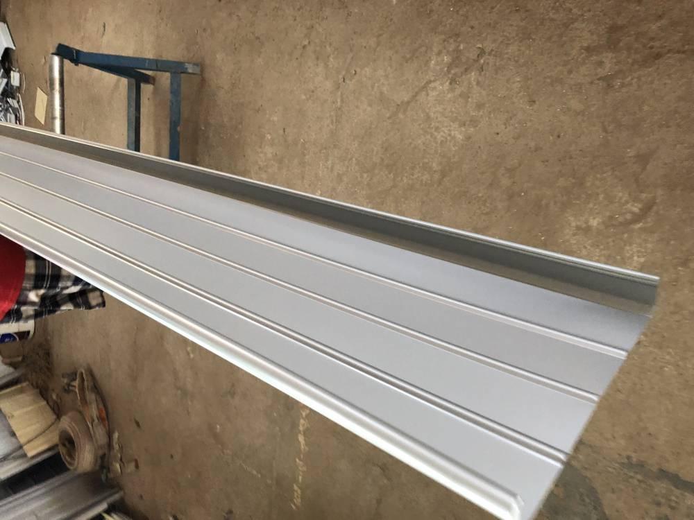 0.9mm厚YX51-470型直立锁边聚酯铝镁锰板