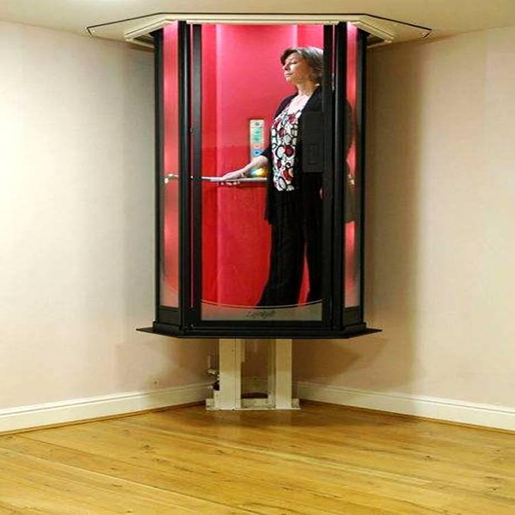 家用小型升降電梯、別野復式載人升降電梯、家用電梯